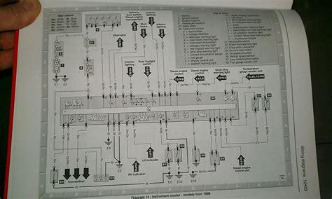 Thesamba Gallery Polo Aef Diesel Instrument