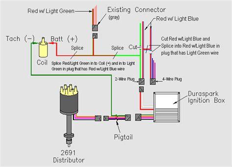 ford 2 8l duraspark ignition conversion bronco ii corral