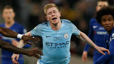 Man City news: Kevin De Bruyne 'happy' but warns against ...