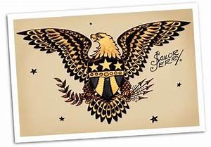 sailor jerry eagle - Google Search | Ink | Pinterest ...
