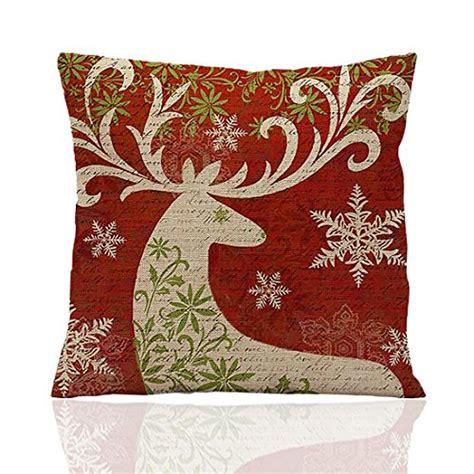 decorative pillows  christmas amazoncom