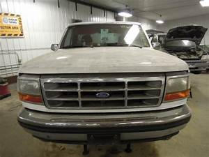 1993 Ford F150 Pickup Automatic Transmission 2wd  20321092