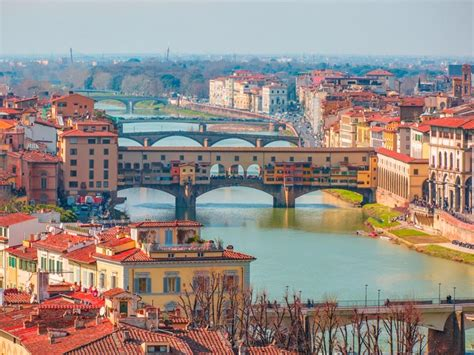 Florence, Italy - Tourist Destinations