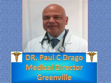 Dr Paul Drago by Dr Paul C Drago A Pioneer In Otolaryngological Disease