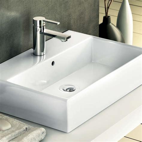 wastafel 60x42 lavabo strada ideal standard 60x42