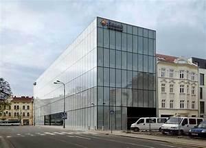 OKALUX Glass, Buildings: OKATECH, OKAWOOD - e-architect