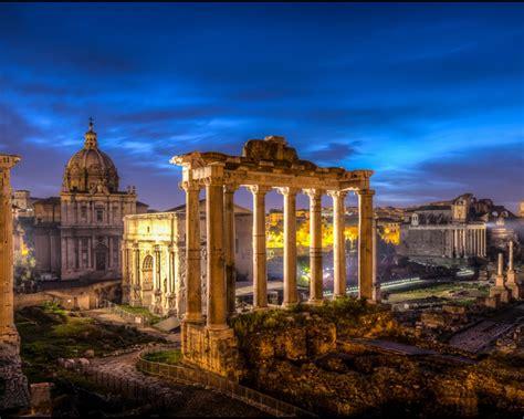 Italy Rome Roman Forum 20 : Wallpapers13.com