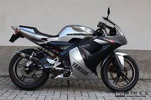2004 Yamaha Tzr 50