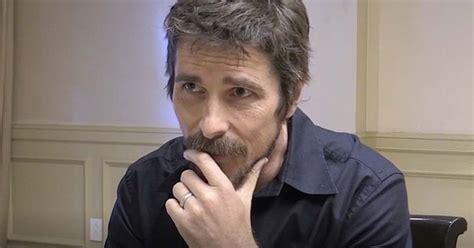 Christian Bale Brands Donald Trump Clown Mirror Online