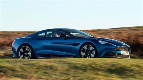 2017 Aston Martin Vanquish S Review