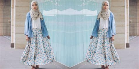 ardiatami nostalgia tema busana hijab  dreamcoid