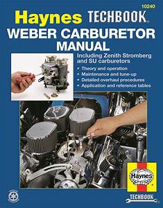 Weber Carburetor Haynes Techbook