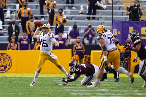 Know Your Enemy: What No. 20 LSU Must Prepare for Against ...