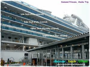 day 1 princess alaska cruise oceanview with balcony at caribe deck discover
