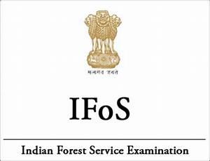 """(आनलाइन आवेदन Apply Online) भारतीय वन सेवा परीक्षा """"Indian ..."""