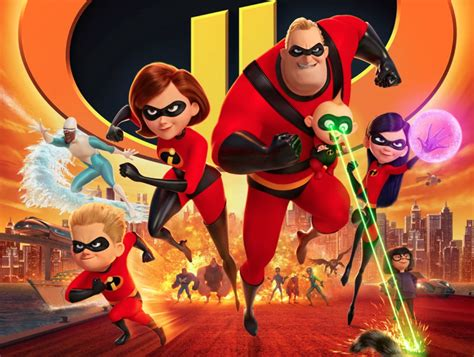 The Supers Are Back In New Incredibles 2 Trailer Watch