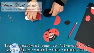 exemple de faire part de naissance coccinelle youtube With faire son isolation exterieure soi meme