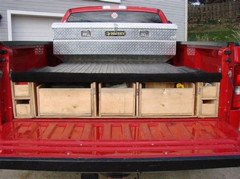 25+ Best Ideas About Truck Bed Storage On Pinterest