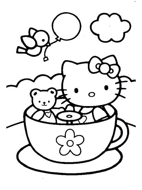 disegni da colorare di hello da stare gratis disegni hello da colorare per bambini