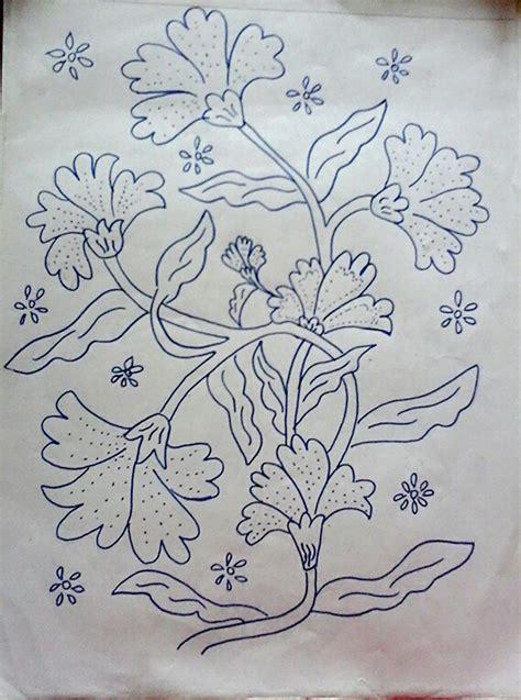 gambar sketsa batik teknik jazilatud diniyah inilah saaya