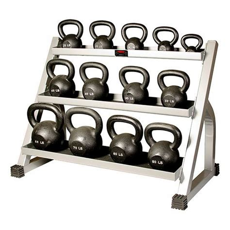 kettlebell rack york iron cast hercules barbell lb commercial dumbbell amazon kettlebells piece fitness equipment stand 80lbs weights crossfit lbs