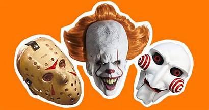 Horror Villain Masks Scariest Halloween Panda Bored
