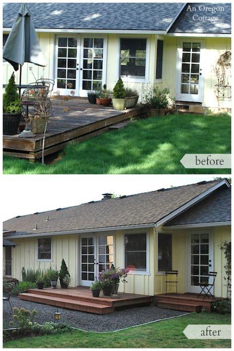 backyard makeover reveal  oregon cottage