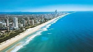 Gold coast australia wallpaper