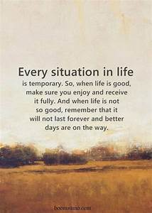 Inspirational Q... Everyday Situation Quotes