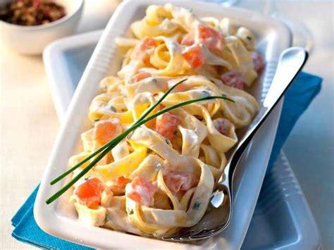 recettes de p 226 tes au saumon 3