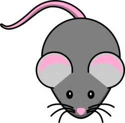 Cartoon Mouse Clip Art Free