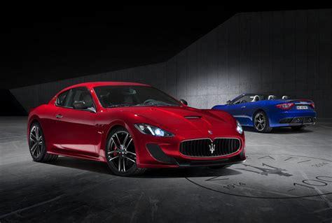 2015 Maserati Granturismo Mc Centennial Edition Coupe And