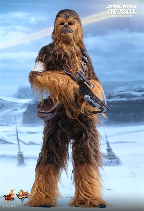 Hot Toys : Star Wars: The Force Awakens - Chewbacca 1/6th ...