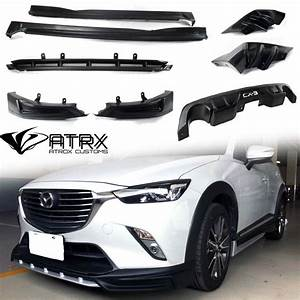 Body Kit Kuroi Mazda Cx-3 2016