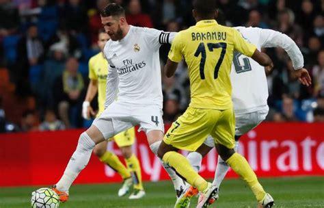 Real Madrid vs Villarreal: resultado y goles - AS.com