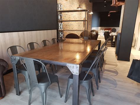 table salle a manger habitat awesome table salle a manger atelier pictures lalawgroup