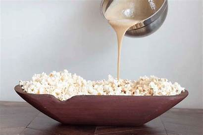 Popcorn Homemade Caramel Ever Animated Southern Ingredients