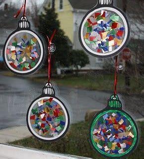 Fensterdekoration Weihnachten Kindergarten by Kugeln Kita Weihnachtskugeln Basteln Weihnachten Und