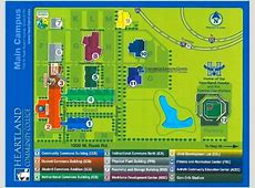 Heartland Community College Map World Map 07