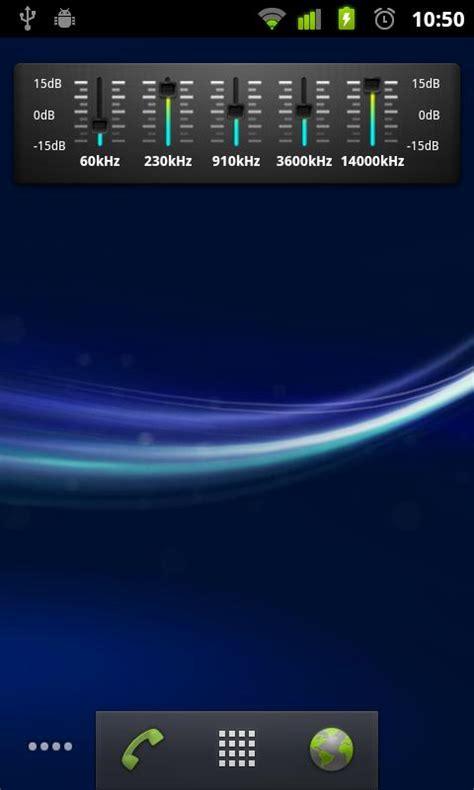 android equalizer aplicaciones android equalizer un equalizador para android