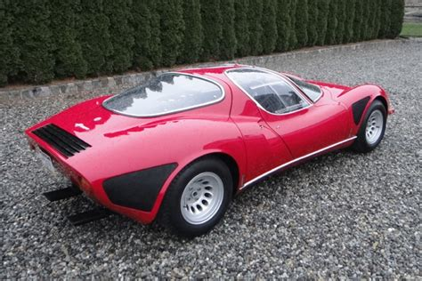 Alfa Romeo 33 Stradale For Sale by Alfa Romeo 33 Stradale 1968