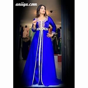 Robe caftan marocain 2017 for Robe caftan 2017