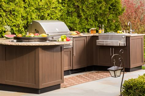 Outdoor Kitchen Accessories  Brown Jordan Outdoor Kitchens