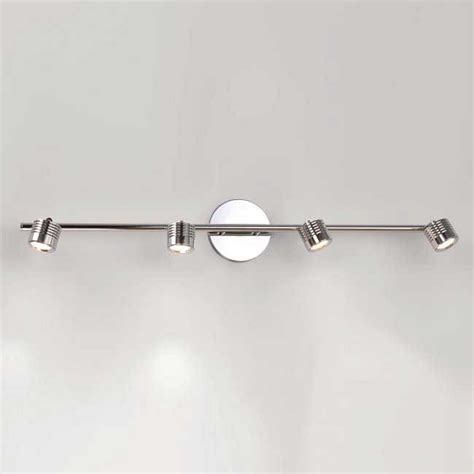 vector 4 light wall ceiling rail kit by wac