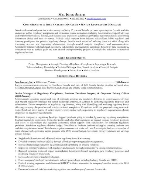 Regulatory Reporting Analyst Resume by 19 Best Images About Government Resume Templates Sles On Manager Click And