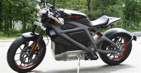 Harleydavidson Rolls Out Electric Motorcycle