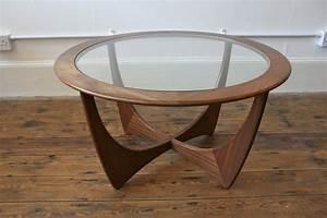 Wood G Plan Coffee Table Glass PDF Plans