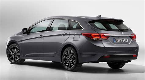Hyundai I40 Facelift Officiell  Nu Med Audigrill