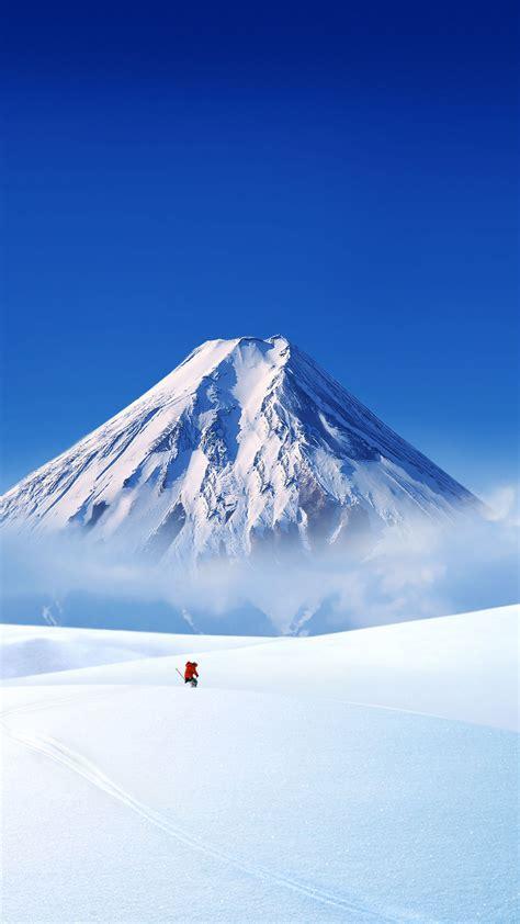 Iphone 6 Snowlandscapewallpaperdargadgetzcom Dargadgetz