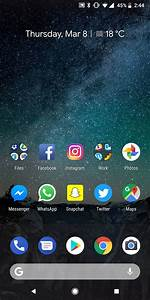 Download Android P Launcher APK
